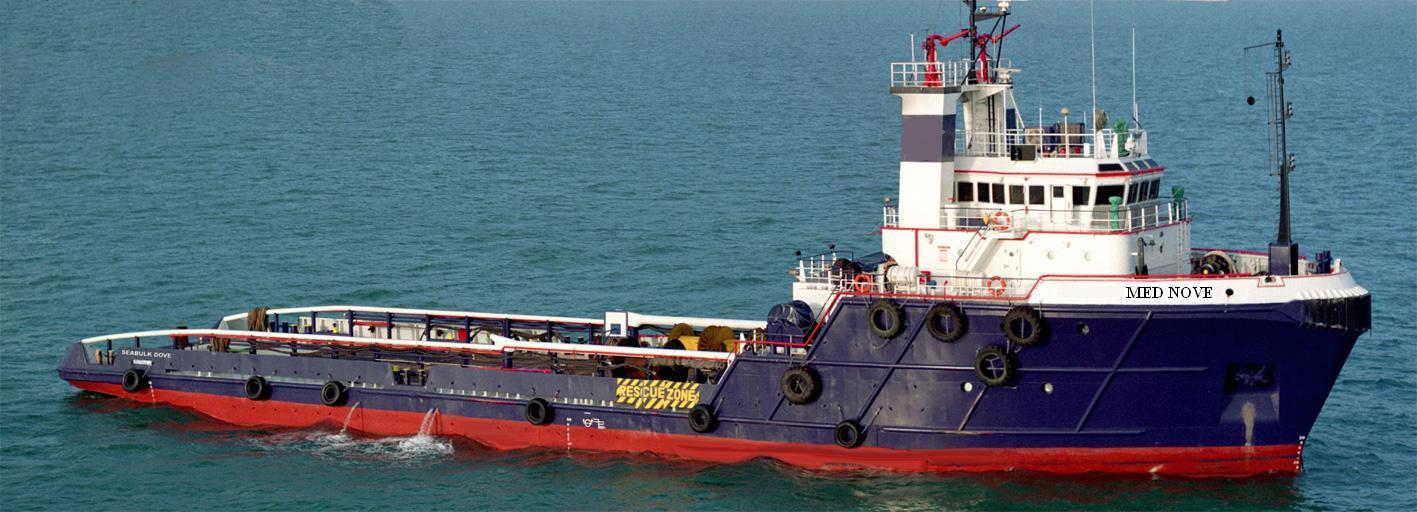 Garolla | Shipping since 1870 - Med Offshore
